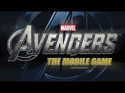 Marvel Avengers Java Mobile Game Android Gameplay