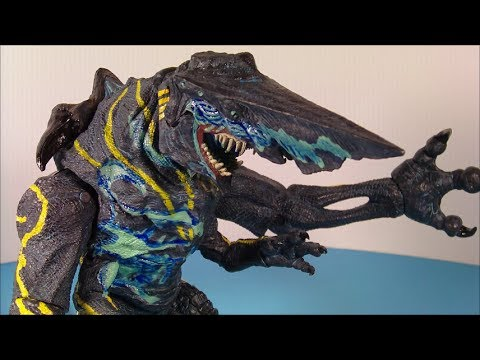 NECA PACIFIC RIM BATTLE DAMAGED KAIJU KNIFEHEAD ACTION ... Pacific Rim Kaiju Knifehead