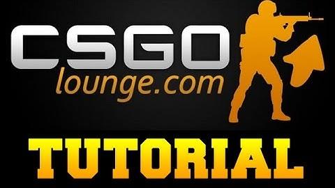 CS:GO - Was ist CSGO Lounge? | Skins Wetten | Skins Tauschen