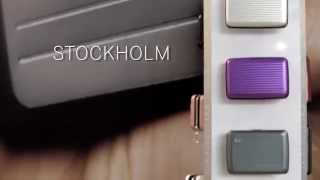Card case, wallet <br/><strong>STOCKHOLM WALLET</strong>
