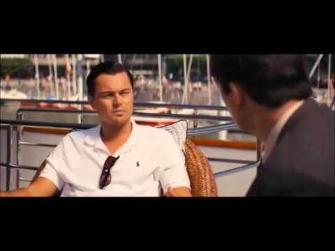 Boat scene from The Wolf of Wall Street (2013)