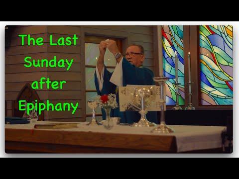 Sunday Worship - February 14, 2021