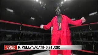 R. Kelly vacating West Side recording studio: lawyers