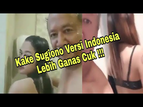 Anjay..Kake Sugiono Versi Indonesia - Channel Santuy