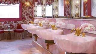 Demystifying Fancy Women's Restrooms | How Couches Ended Up in Ladies' Restrooms | Bathroom History