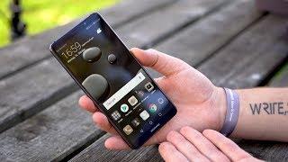 Fast nur noch Display: Huawei Mate 10 Pro Unboxing! - felixba