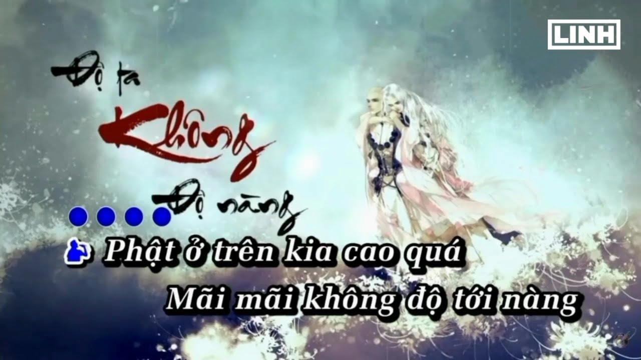 [ Karaoke ] Độ Ta Không Độ Nàng | Thiên An