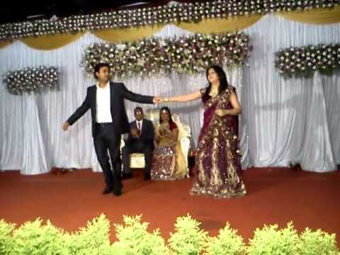 Jeene Laga hoon dance performance at Vinay & tania wedding reception