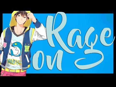 [Rage On] [Free!] Karaoke español