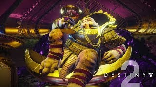 DESTINY 2 - GIVE ME THE RAID ROCKET OR I JUMP OFF THE CLIFF. (Destiny 2 Raid)