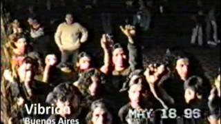 Extremo Norte - Vibrion en vivo en Jujuy (05 de Mayo de 1996) - Organizó Q.E.P.D.