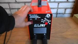 видео Как  выбрать сварочный инвертор для дома. Обзор от сварщика.