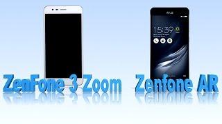 Asus ZenFone 3 Zoom и Zenfone AR. Полный обзор смартфонов с хорошими камерами и мощной начинкой.