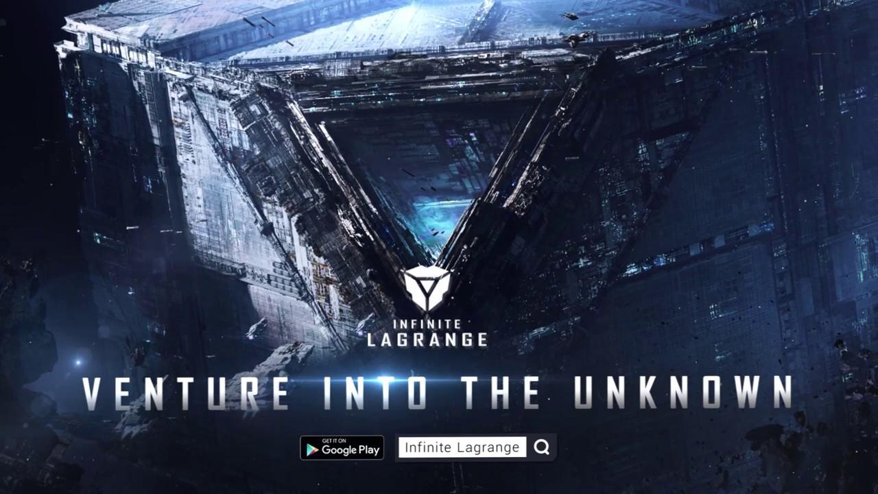 Infinite Lagrange    Game Introduction