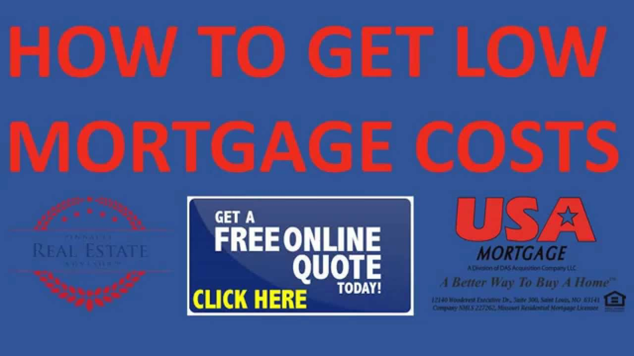 how to get a mortgage with low deposit