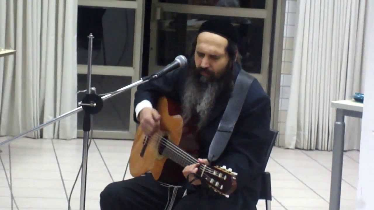 "Eliyahu Shemesh: ""Kel Nafshi"", Yosef Karduner New Songs Live @Midnightrabbi"