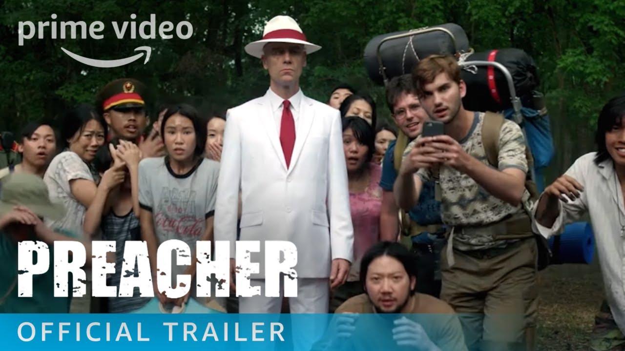 Download Preacher Season 2 Episode 7 - Official Episode Trailer [HD]   Prime Video