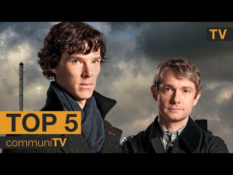 TOP 5: Detective TV Shows