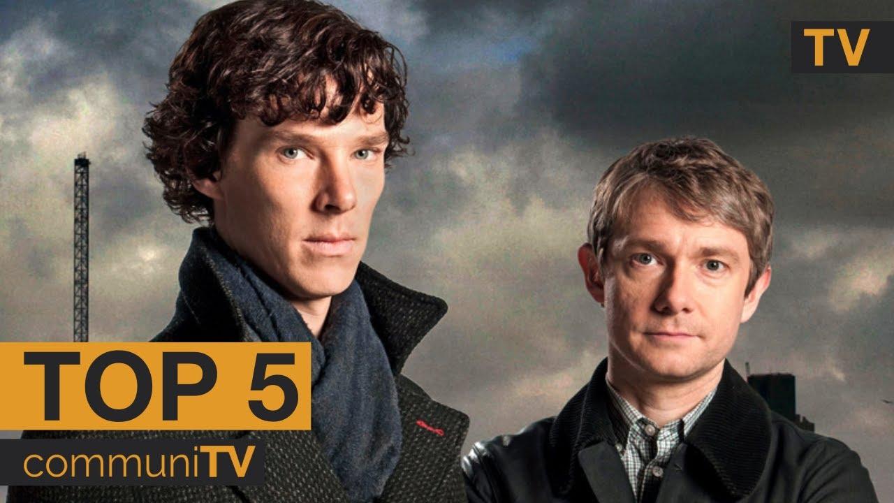 Download TOP 5: Detective TV Shows