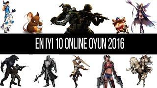 En İyi 10 Online Oyun (2016)