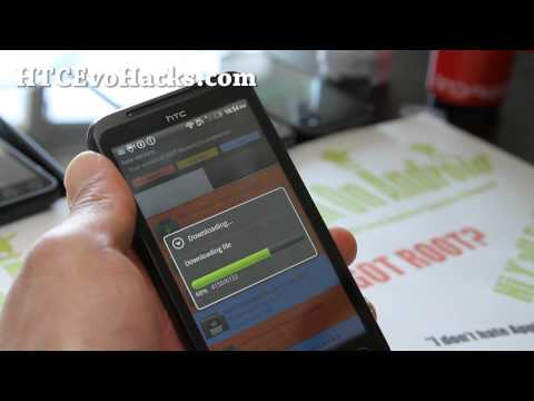 How to Install 4EXT Recovery on HTC Evo 3D! [CDMA/GSM]