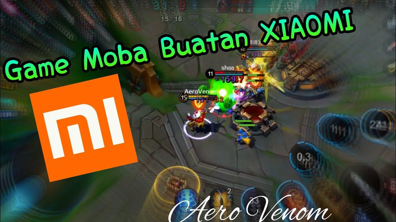 Nyobain Game Moba Buatan XIAOMI !! // Aero Venom - YouTube