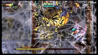 WiiZilla Muramasa Act 5 BOSS Tsuchigumo Kizuke Shura Hard Mode with DUHMEZ!