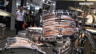Musikmesse 2014: Gretsch Drums Limited Editions: USA Custom, USA Brooklyn & New Classic