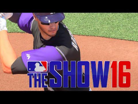 Nolan Arenado Challenge Of The Week | MLB The Show 16 Challenge