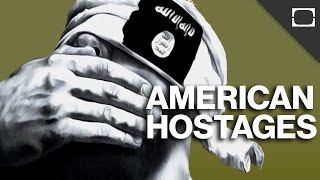 Is ISIS The Only Group With American Hostages?