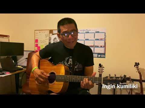 Ingin Kumiliki - Ruth Sahanaya I Guitar Cover
