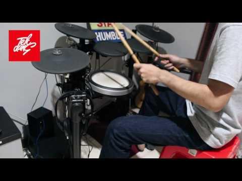 Belajar Drum : Linear Fill In Mudah dan Keren Untuk Pemula