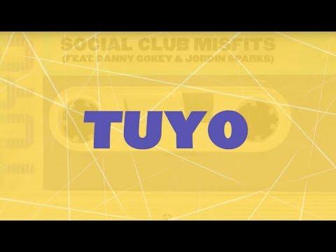 Social Club Misfits - Tuyo (Radio Edit) (ft. Danny Gokey & Jordin Sparks) (Lyric Video)
