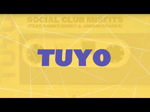 Social Club Misfits - Tuyo (Radio Edit) (ft. Danny Gokey & Jordin Sparks) (Lyric Video)