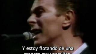 David Bowie   Space Oddity live Japan 1990 Subtitulada en espaolavi