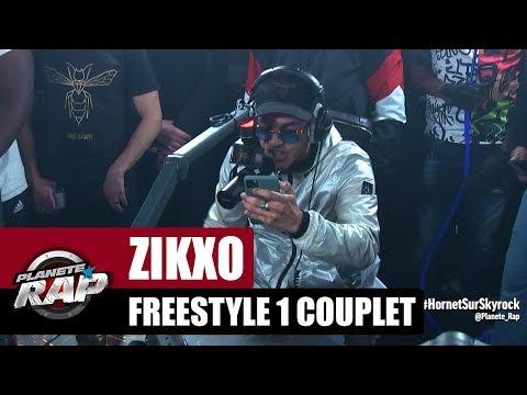 Youtube: [exclu] Zikxo – Freestyle 1 couplet #PlanèteRap