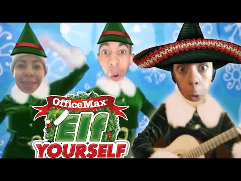 Elf Yourself! - Mystery Gaming!