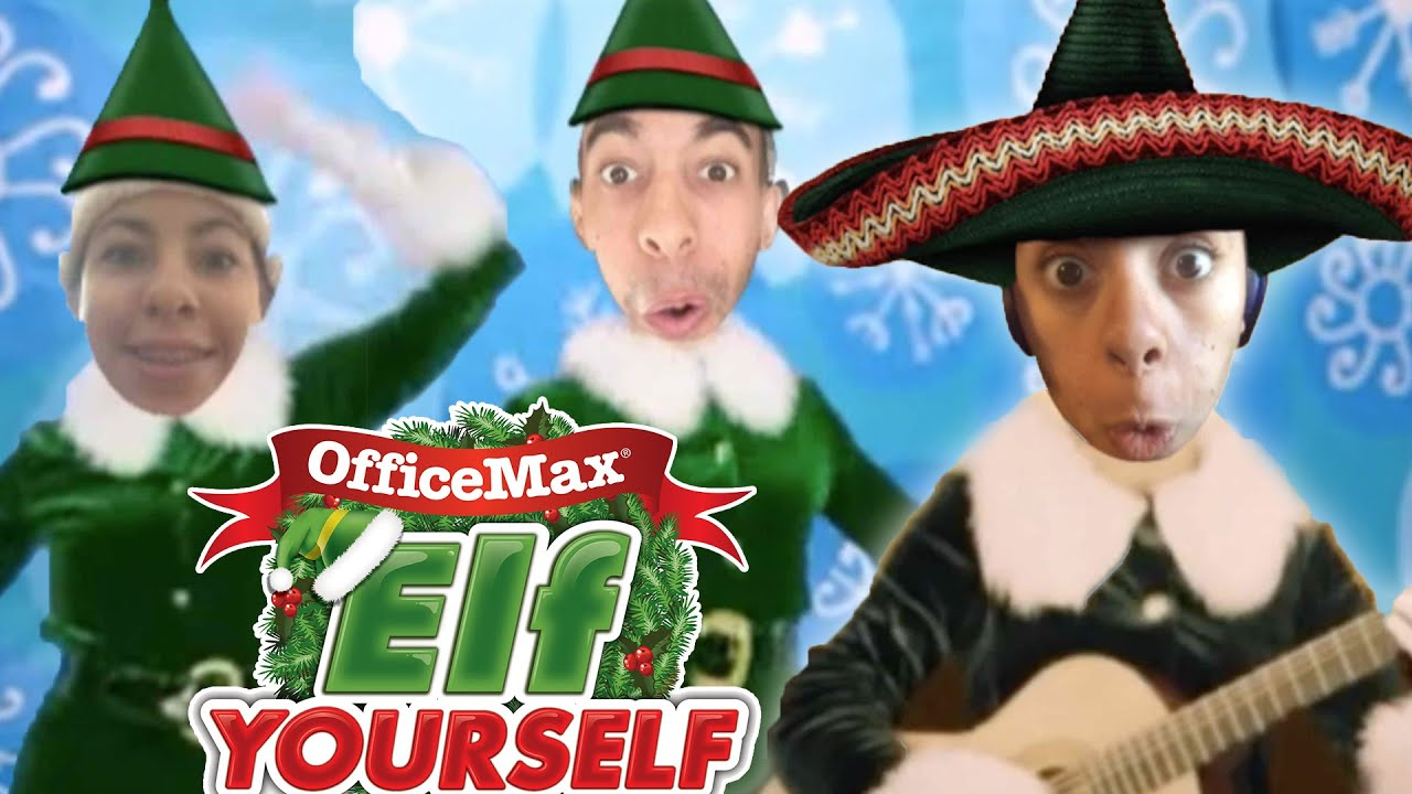 Elf yourself mystery gaming youtube - Office max elf yourself free download ...