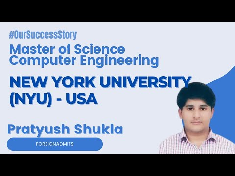 How Pratyush Shukla got a scholarship of $10,000 and got selected in 11 universities   Foreignadmits