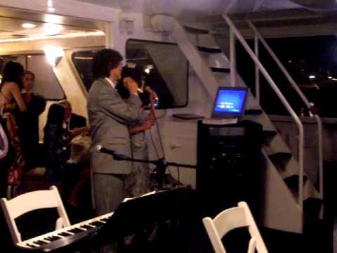 FantaSea Yachts - Bride & Groom Karaoke - Aboard Dandeana