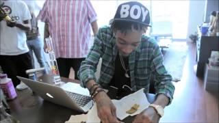 Wiz Khalifa Smoking Weed 18