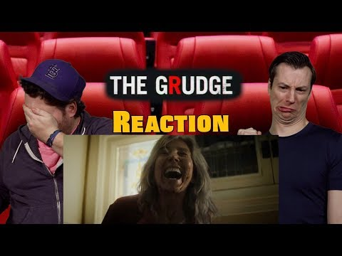 The Grudge – Red Band – Trailer Reaction