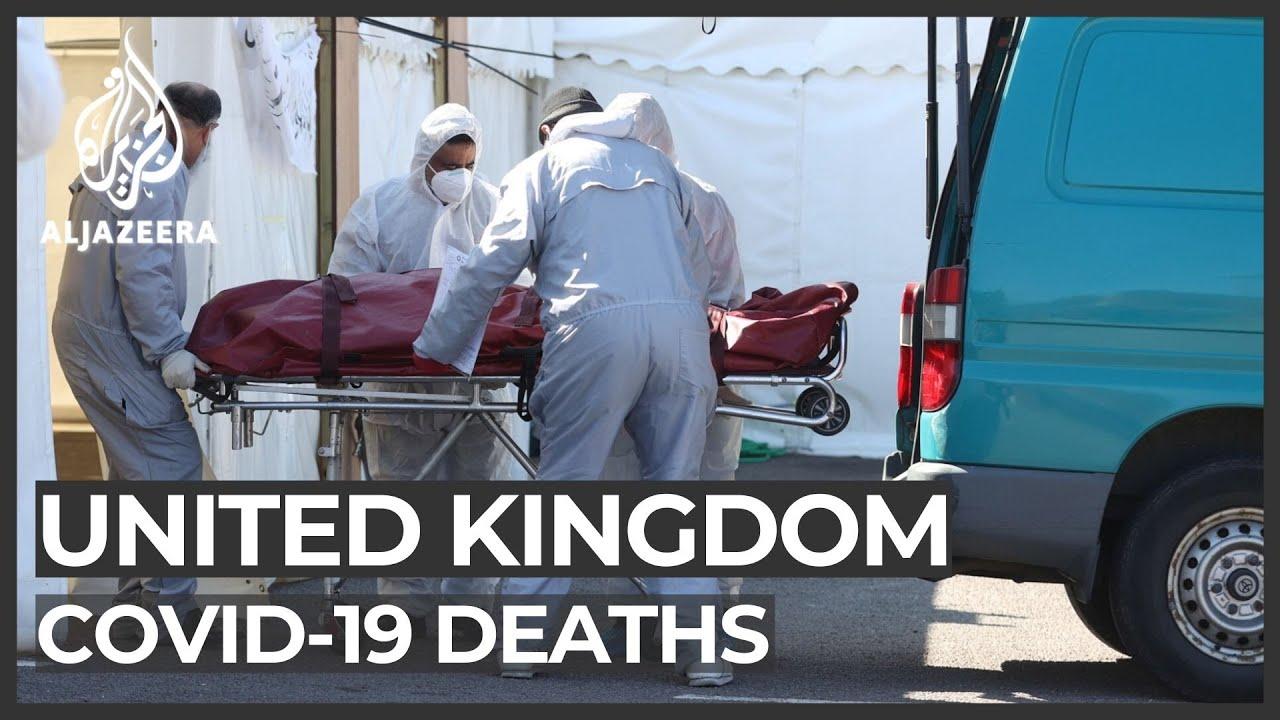 UK coronavirus death toll 40 percent higher than reported - Al Jazeera English thumbnail