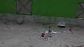 FLYING CAM FR E SKY LAMA v4