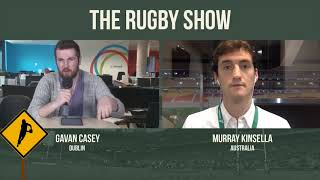 The Rugby Show: Reaction to Ireland