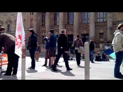 Straßenfest 12M- Globale Change -- Occupy / aCAMPada Leipzig 12.05.2012