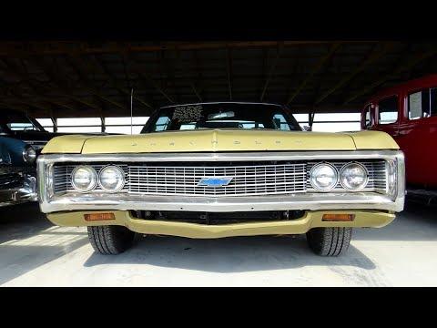 1969 Chevrolet Impala Custom 327 V8 - Country Classic Cars