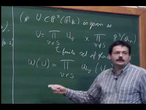 Brazil-France School And Workshop On Algebraic Geometry - Mini-course - Emmanuel Peyre - Class 02