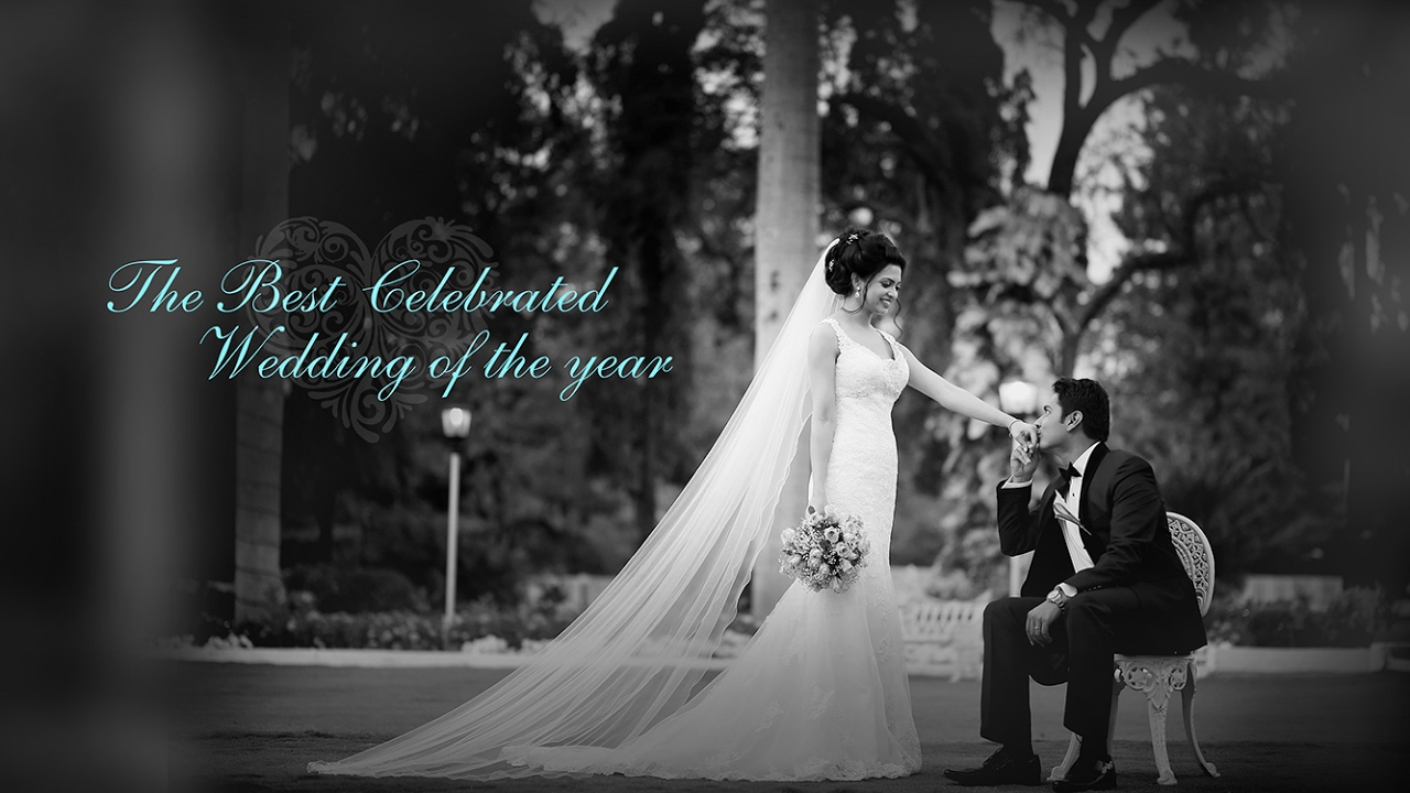 The Best Celebrated Wedding Of Year