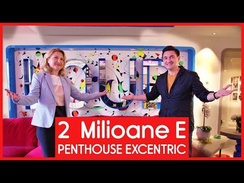 PENTHOUSE EXCENTRIC DE 2M EURO - CASEBUNE.RO